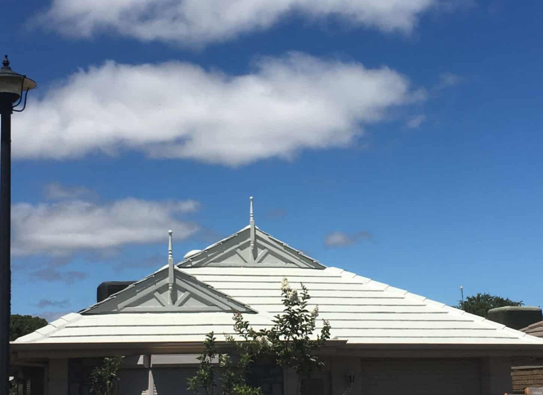 Terracotta Metal Tile Roof Restoration Brighton Roof Repair Brighton
