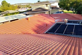 Roof Restoration Repair