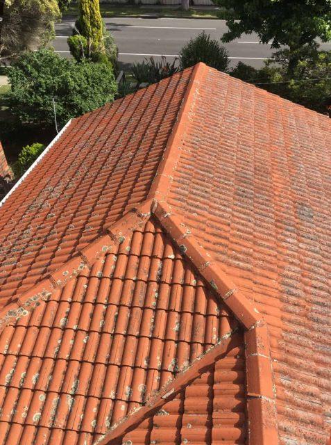 Roof Restoration Repair